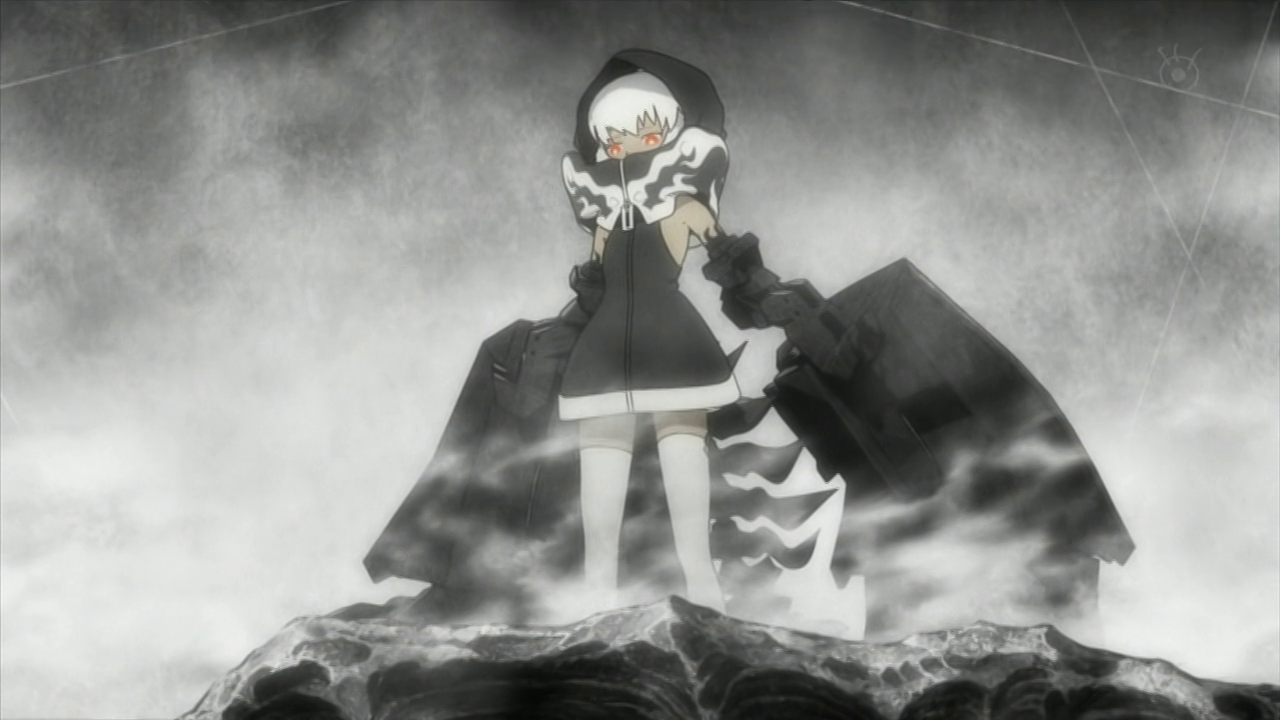 » Black★Rock Shooter ep 4 - notes and the like Not Red Reviews